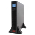 SPS MID 1000VA Pf:0.9 online rack/tower UPS with LCD w./2*12/9Ah